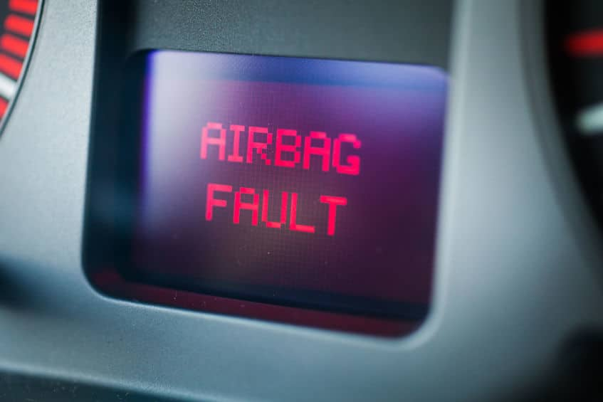 Airbag Fault