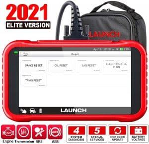 Launch Elite Version OBD2 Scan Tool