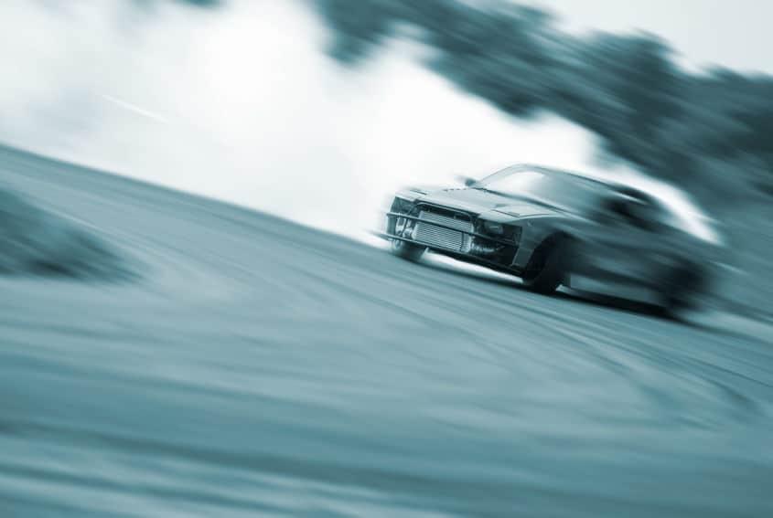 Car drifting